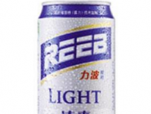力波清爽听装啤酒320ml