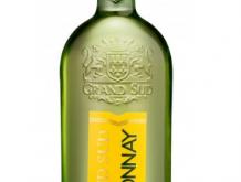 法国格兰苏霞多丽白葡萄酒1000ml
