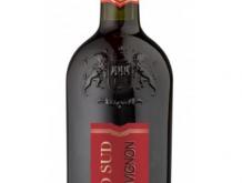 法国格兰苏赤霞珠干红葡萄酒瓶装