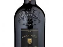 法国格兰苏菲图干红葡萄酒瓶装