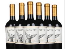 蒙特斯经典玛尔贝干红葡萄酒瓶装