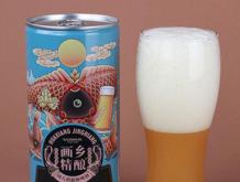 画乡精酿白啤酒960ml