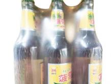 鑫鼎力菠萝味汽水490mlx12瓶