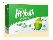 嗨青春青柠味鸡尾酒
