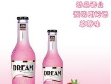 梦之语朗姆预调酒草莓味275ml